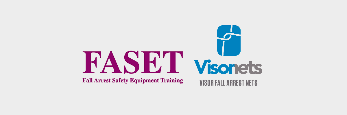 VISORNETS (Visor Fall Arrest Nets) - FASET (Fall Arrest Safety Equipment Training)